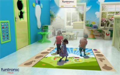 Play room funtronic
